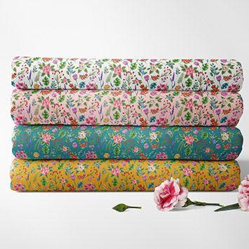 Tissu Fleuri